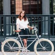 Ретрошик на велосипед? Зошто да не?