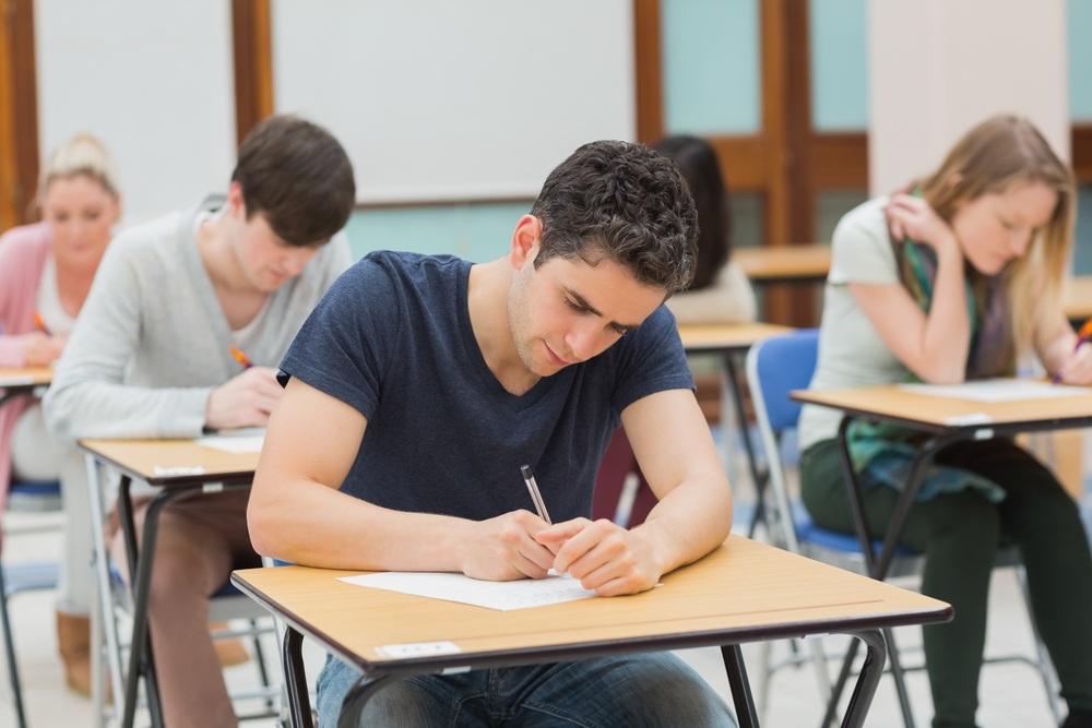 Студент добил 0 поени на овој тест, но не дал ниту еден погрешен одговор