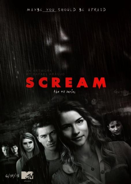 ТВ серија: Врисок (Scream)