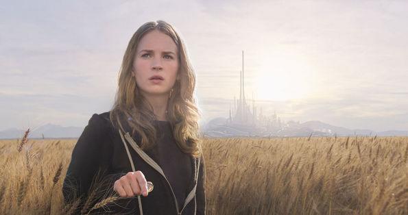 (2) Филм: Утреземја: Светот понатаму (Tomorrowland)