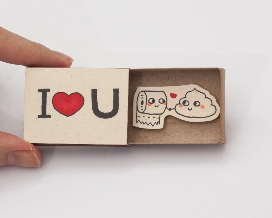 """Како да кажете """"те сакам"""" на малку пошеговит начин..."""