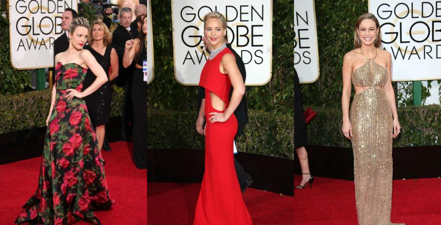 """10-те најдобро облечени дами на наградите """"Златен глобус"""""""