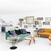 Малиот стан на Камил Едера во Лос Анџелес