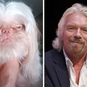 Куче и Ричард Бренсон