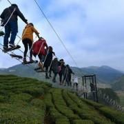 Осмелете се да го поминете овој мост во Кина