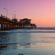 Пристаништето Санта Моника