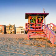 Плажата Венеција, Калифорнија
