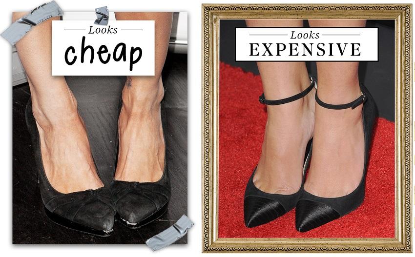 6 причини зошто вашите штикли изгледаат евтино