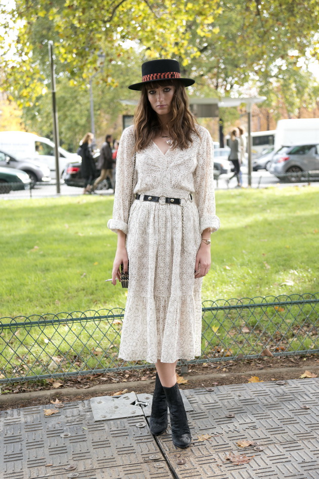 Street Style: Day 8 - PFW SS16
