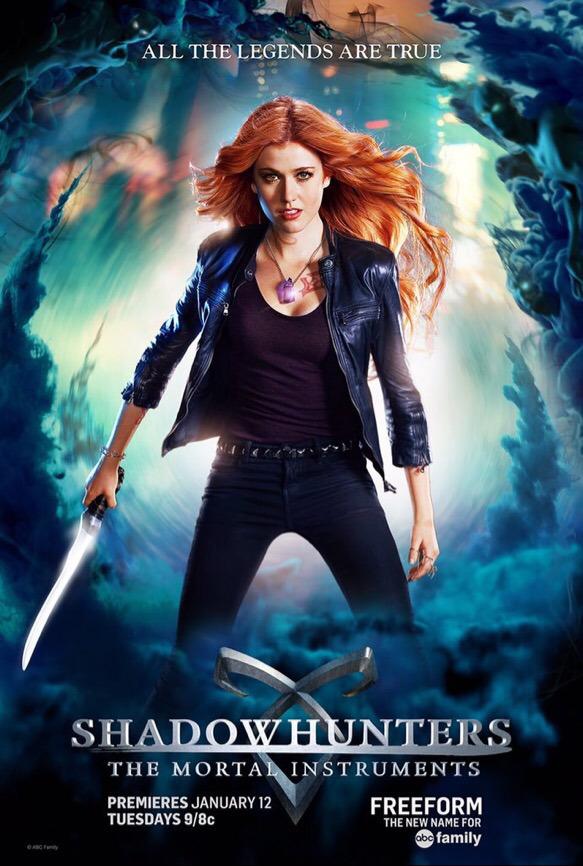 ТВ серија: Ловци на сенки: Смртните Инструменти (Shadowhunters: The Mortal Instruments)