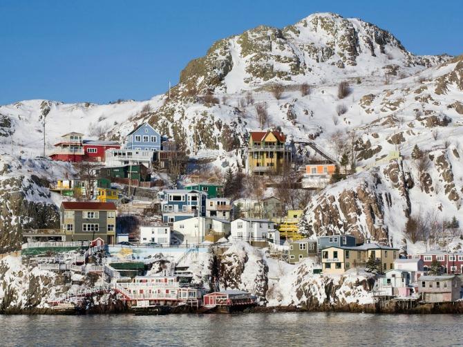 8-те најснежни градови на светот