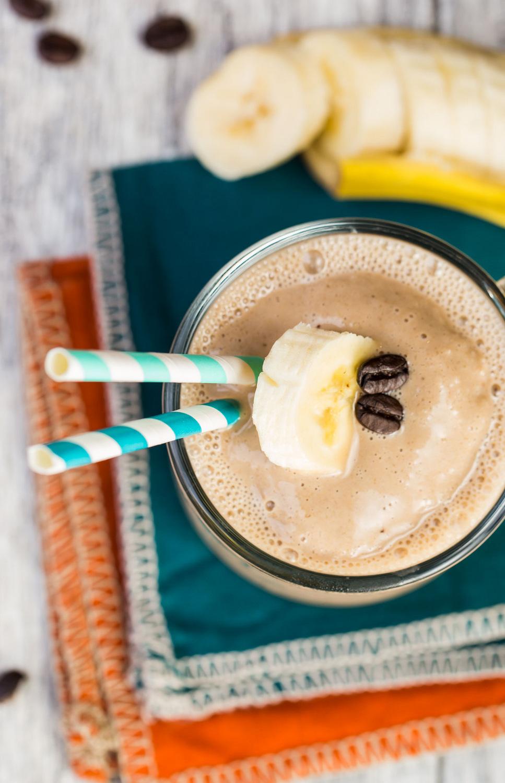 Смуди од кафе и банани за одличен почеток на денот