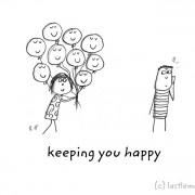Се грижам да си среќен/среќна