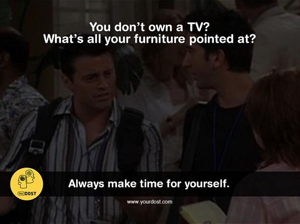 Немаш телевизор? Тогаш кон што е насочен твојот мебел во дневната?
