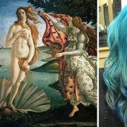 """""""Раѓањето на Венера"""" - Сандро Ботичели"""