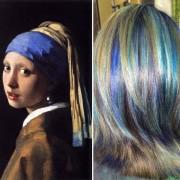 """""""Девојката со бисерна обетка"""" - Јоханес Вермер"""
