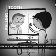 Паднат заб – Нешто ви предизвикува да ја губите самодовербата