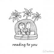 Ти читам книги