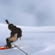 Скијач направил неверојатно видео со својот Ајфон 6 кое изгледа како да е сцена од филмот Матрикс