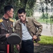 Војската е присутна насекаде во Пјонгјанг