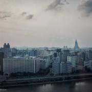 Градски пејзаж од хотелот Јангакдо