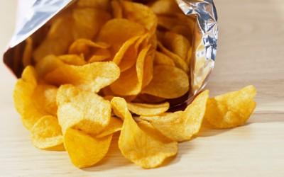 Дознајте што ќе се случи со вашето тело доколку престанете да јадете чипс