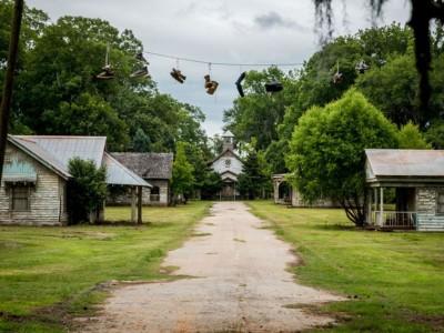 Џексон Лејк Ајленд: Местото од кое ќе ве полазат морници