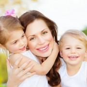 Ведрина и добро расположение: Бидете позитивен пример за своите деца
