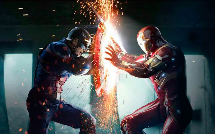 Филм: Капетан Америка: Граѓанска војна (Captain America: CIvil War)