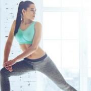 Едноминутна вежба за затегнување на целото тело