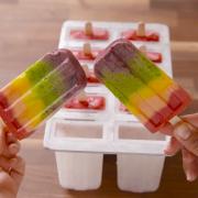 Ледено задоволство: Сладолед со сите бои на виножитото