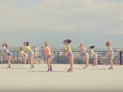 Македонки танцуваат во ритамот на Куба
