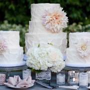 (0) 7 прекрасни идеи за свадбени торти