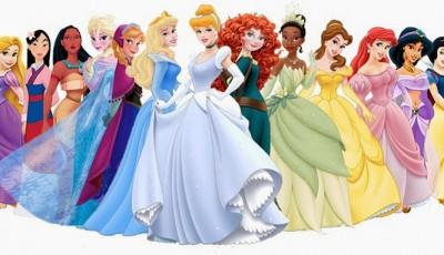Како би изгледале Дизни принцезите кога би биле мајки?