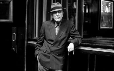 Инспиративни цитати од Леонард Коен за животот, поезијата и жената