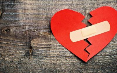 Не дозволувајте едно кршење на срцето да ве уништи засекогаш
