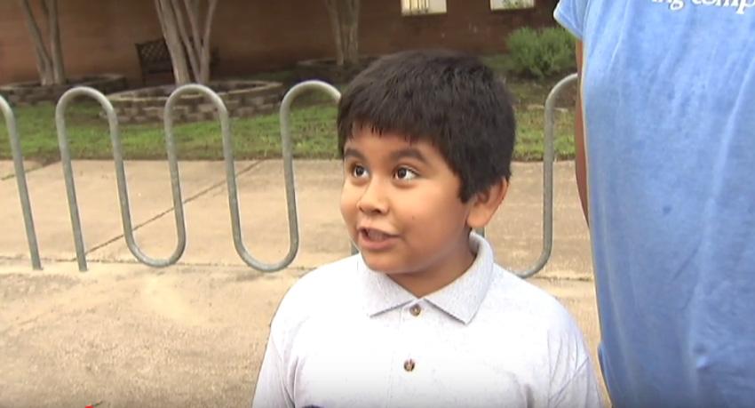 Никој не е повозбуден за почетокот на учебната година од ова детенце кое треба да тргне во 4-то одделение!