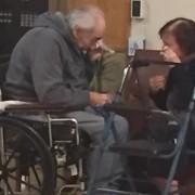Присилно разделени по 62 години љубов: Солзите на овие баба и дедо ќе ги трогнат и најрамнодушните!