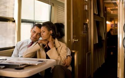 Љубовната приказна на Барак и Мишел Обама раскажана преку фотографии