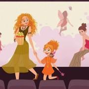 Возбудени се кога гледаат филмови за девојчиња
