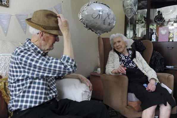 Тајната на здравата љубовна врска: По 84 години заедно тие сѐ уште се сакаат како првиот ден