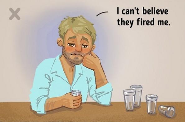 Не можам да поверувам дека ме отпуштија од работа