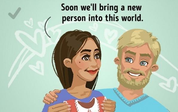 Наскоро ќе донесеме нова личност на овој свет.