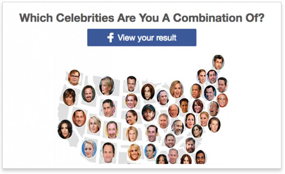 Дознајте на кои познати личности личите со помош на оваа интересна апликација