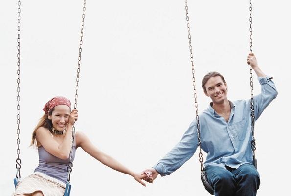 Не треба да бидете идеални за да ја пронајдете љубовта на вашиот живот, сѐ што треба е да бидете компатибилни