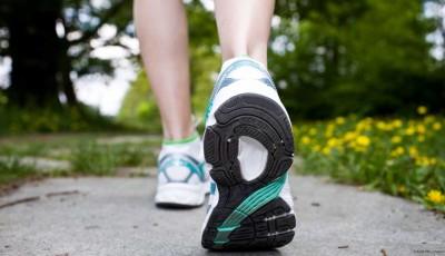 Пешачењето е наједноставниот начин да го подобрите вашето расположение