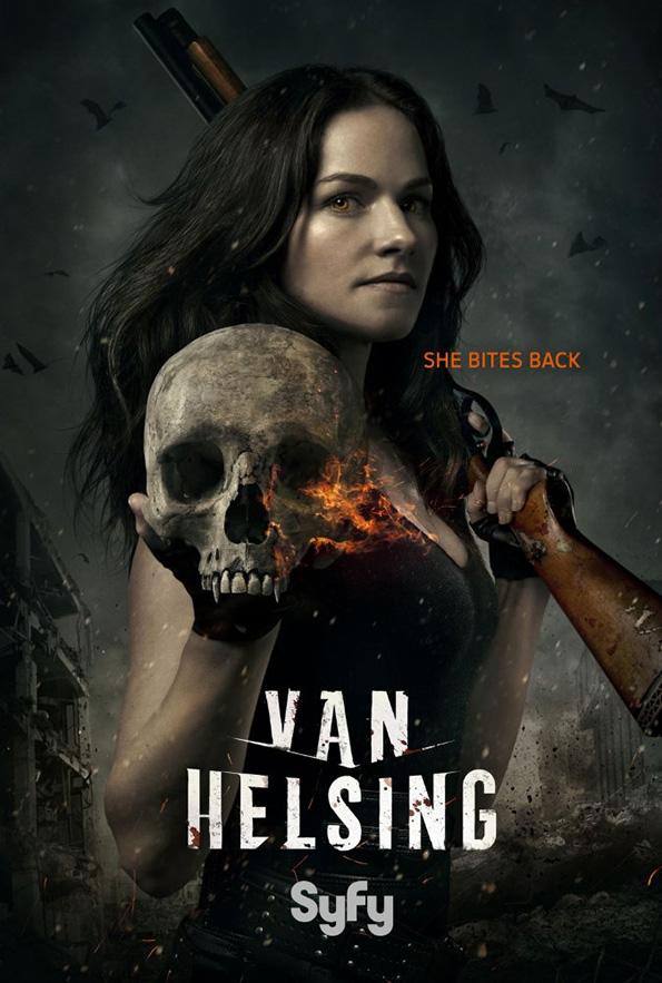 (1) ТВ серија: Ван Хелсинг (Van Helsing)