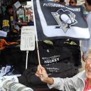 Фан на тимот на Пингвините, Питсбург, Пенсилванија