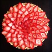 Совршено наредени јагоди