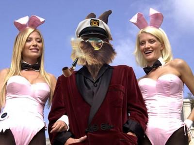 Зајаче со очила за сонце стана главна ѕвезда во фотографиите на Фотошоп мајсторите